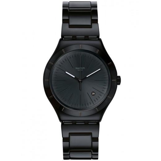 "Swatch ""Noir Intense"" YWB404G-31"