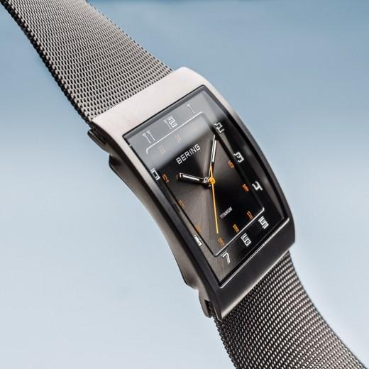 Titanium børstet grå 11233-077-01