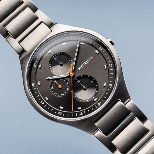 Titanium børstet sølv 11739-772-01