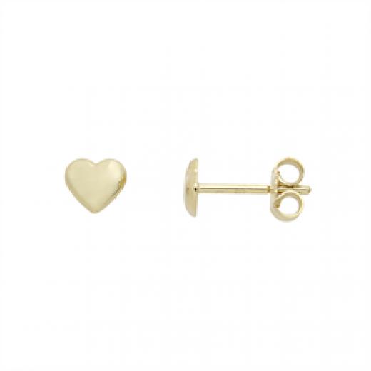 Støvring design guld ørestikker 60237998-31