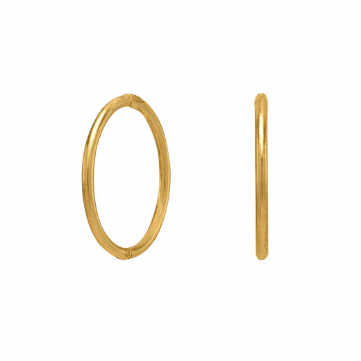 Nordahl Andersen 8kt Guld Creol 12mm 316 207 3-31