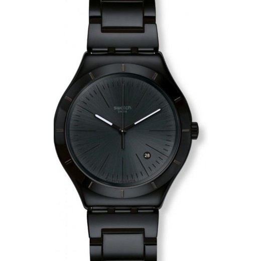 "Swatch ""Noir Intense"" YWB404G-31"