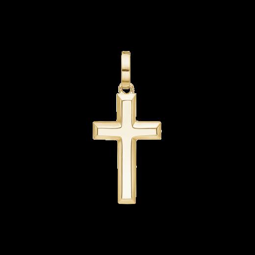 Støvring Design 8kt Guld Kors Vedhæng 10x20mm 64242981-31