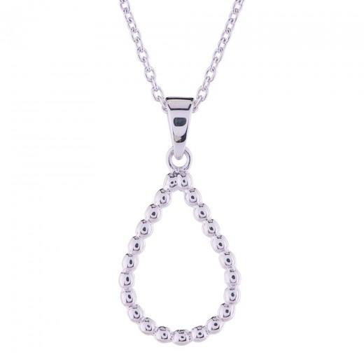 Nordahl Jewellery Halskæde med Dråbe Vedhæng 825 561-31
