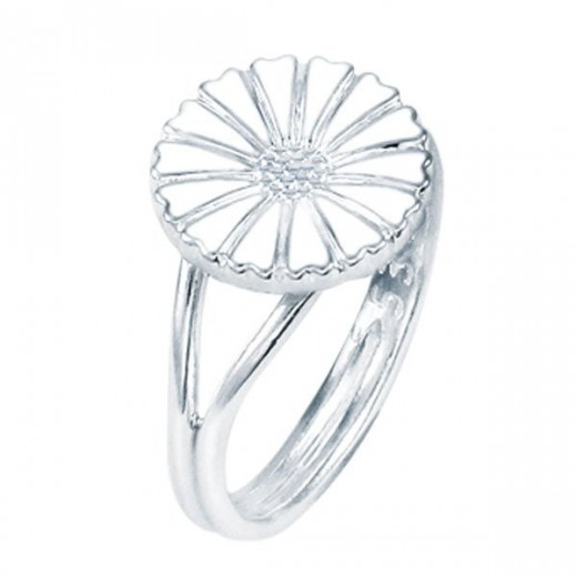 Lund Copenhagen 11mm Marguerit Ring 907011-H-31