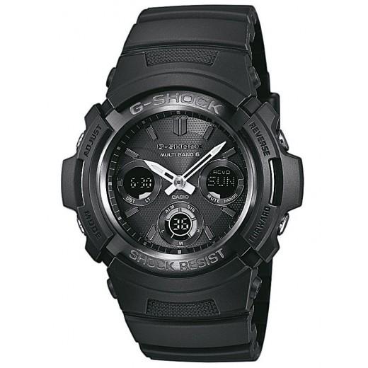 Casio G-Shock AWG-M100B-1AER RADIO SIGNAL-31