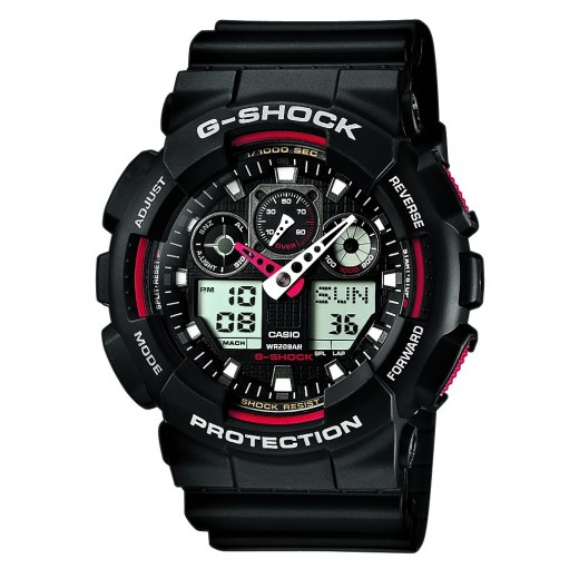 Casio G-Shock GA-100-1A4ER-31