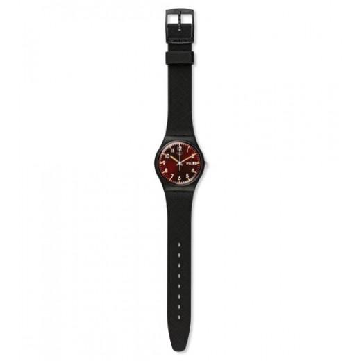 "Swatch ""Sir Red"" GB753-01"