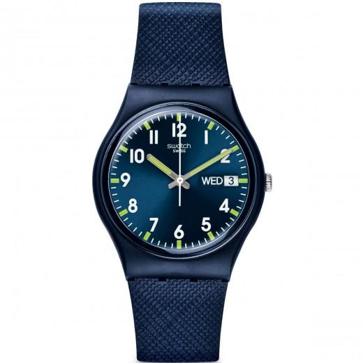 "Swatch ""Sir Blue"" GN718-33"