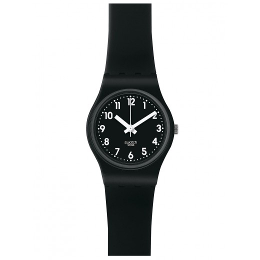 "Swatch ""Lady Black Single"" LB170E-31"