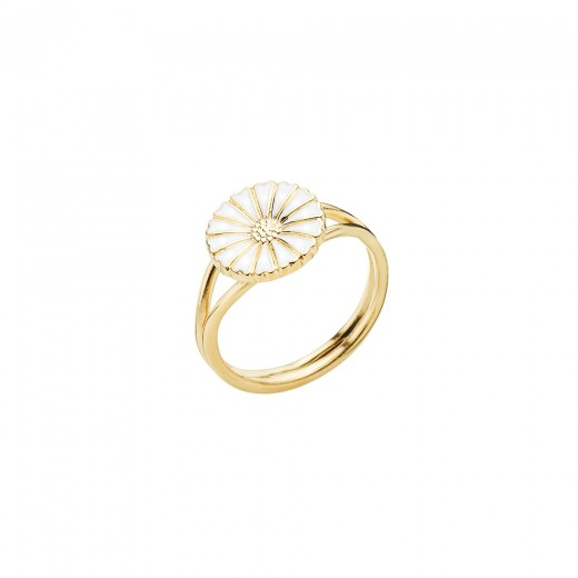 Lund Copenhagen Marguerit Ring 11mm 907011-M-32