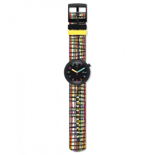 "Swatch ""CRAZYPOP"" PNB400-02"