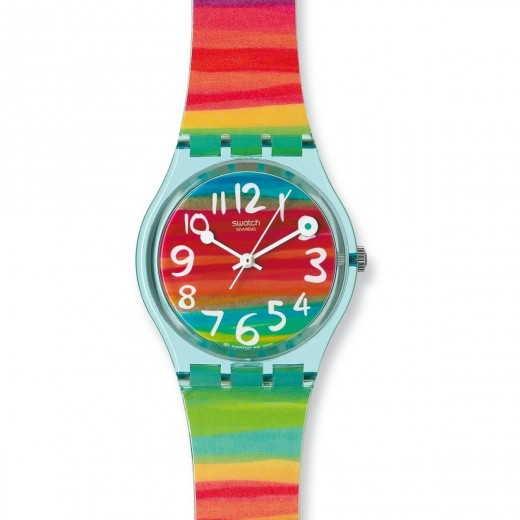 "Swatch ""Color the Sky"" GS124-34"