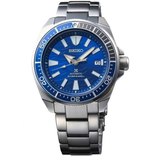 "Seiko Prospex Automatic ""Save The Ocean"" SRPD23K1-31"