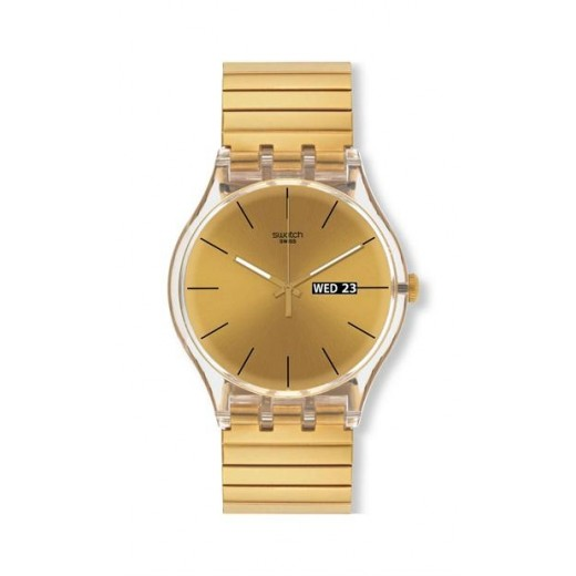 "Swatch ""Dazzling Light"" SUOK702A-31"