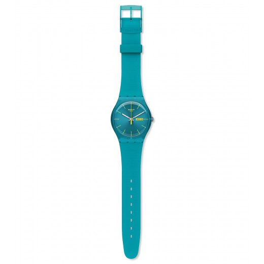 """Swatch """"Turquoise Rebel"""" SUOL700-02"""