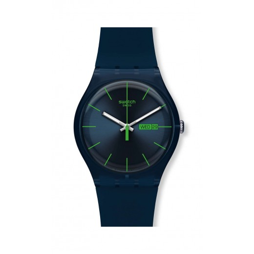 "Swatch ""Blue Rebel"" SUON700-31"