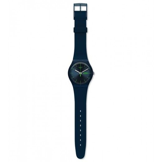 "Swatch ""Blue Rebel"" SUON700-01"