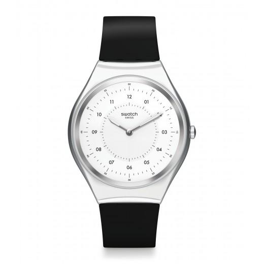 """Swatch """"SKINNOIRIRON"""" SYXS100-31"""
