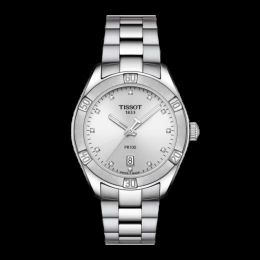 Tissot PR 100 Sport Chic med Diamanter T1019101103600-31