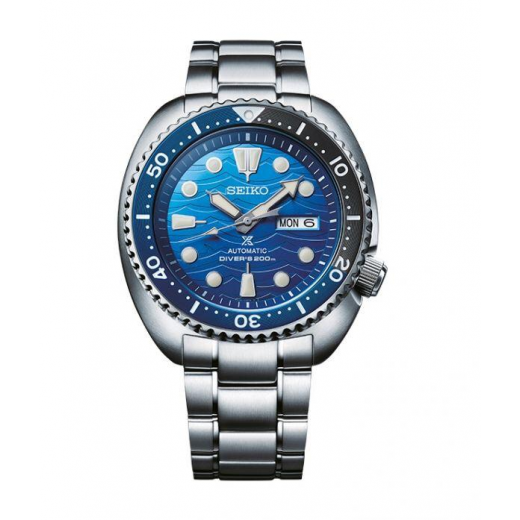 "Seiko Prospex ""SAVE THE OCEAN GREAT WHITE SHARK"" Special Edition SRPD21K1-31"