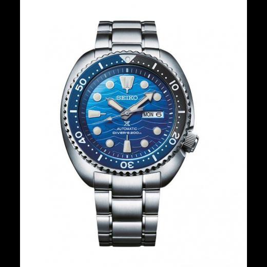 "Seiko Prospex ""SAVE THE OCEAN"" SRPD21K1-31"