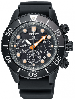 "Seiko Prospex ssc673p1 Limited Edition ""Black Series""-20"