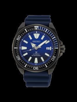 "Seiko Prospex Automatic ""Save The Ocean"" Gunmetal Black Samurai SRPD09K1-20"
