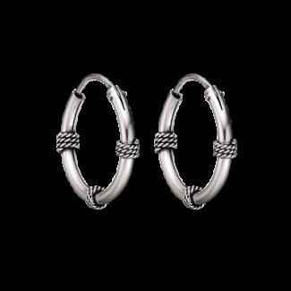 Støvring Design Sølv Creol med Oxyderet Mønster 10148848-20