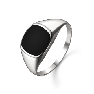 Støvring Design Sølv Pladering med Onyx 12148896-20