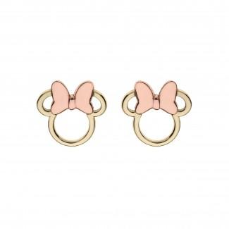 Disney Minnie Mouse 9kt Guld Ørestik 60333011-20
