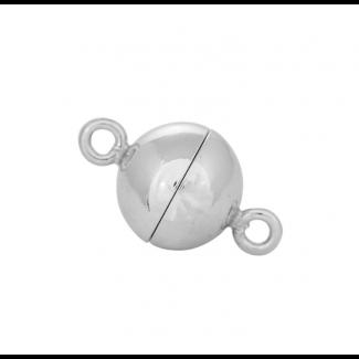SiersblRhodineretSlvMagnetPerlels12mm617020-20