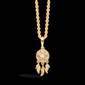 Støvring Design 8 kt. Guld halskæde 66242792-20
