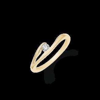 Støvring Design 14 kt. Guld ring 72245006-20