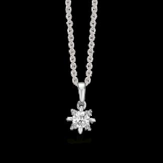 Støvring design guld halskæde 96206052-20