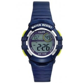 Club Time Digital Blå A47101S8E-20