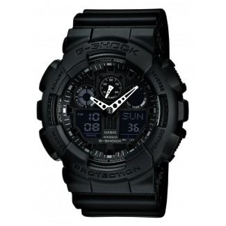 Casio G-Shock Sort GA-100-1A1ER-20