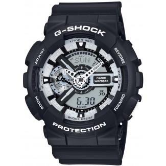 Casio G-Shock GA-110BW-1AER-20