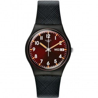 "Swatch ""Sir Red"" GB753-20"