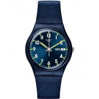 "Swatch ""Sir Blue"" GN718-20"