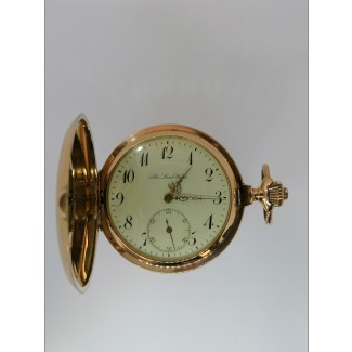 The Lord Watch 14kt Guld Lommeur 215611-20