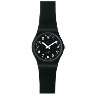 "Swatch ""Lady Black Single"" LB170E-20"