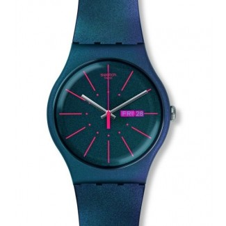 "Swatch ""New Gentleman"" SUON708-20"