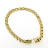 BNH 14kt Guld Bismark Armbånd 4,0mm/21cm BNB1440021C-01