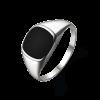 Støvring Design Sølv Pladering med Onyx 12148896-01