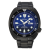 "Seiko Prospex Automatic ""Save the Ocean"" Gunmetal Black Turtle SRPD11K1-01"