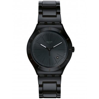 "Swatch ""Noir Intense"" YWB404G"