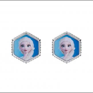 Disney Frost 2 Elsa Ørestik i Sølv 10333996