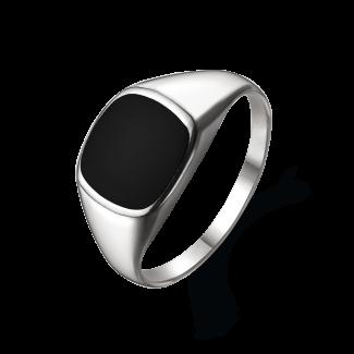 Støvring Design Sølv Pladering med Onyx 12148896