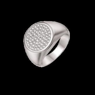 Støvring Design Sølv Pladering med Zirkonia 12249020